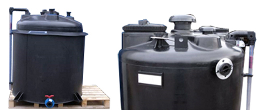 Chemical Tanks and Storage Solutions